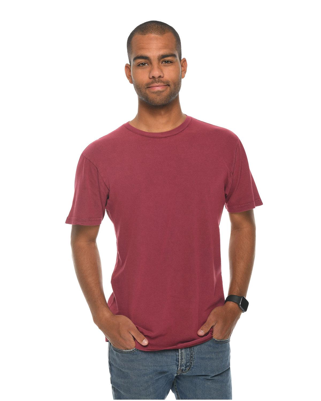 Lane Seven Unisex Vintage T-Shirt BRICK