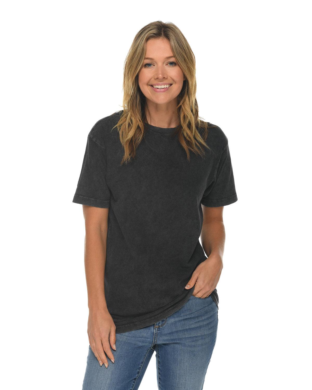 Lane Seven Unisex Vintage T-Shirt BLACK