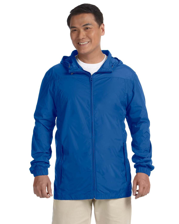 Harriton Men's Essential Rainwear COBALT BLUE