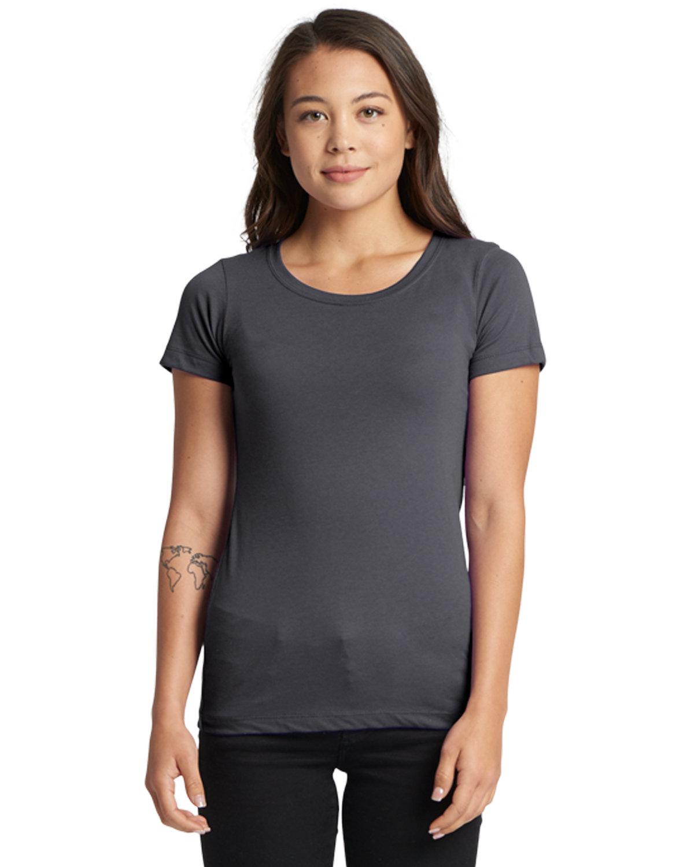 Next Level Ladies' Ideal T-Shirt DARK GRAY