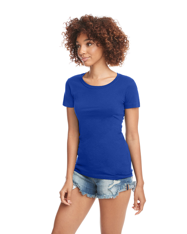 Next Level Ladies' Ideal T-Shirt ROYAL