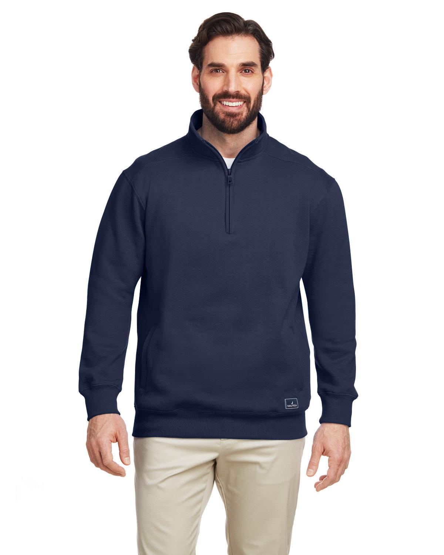 Nautica Men's Anchor Quarter-Zip Pullover NAUTICA NAVY
