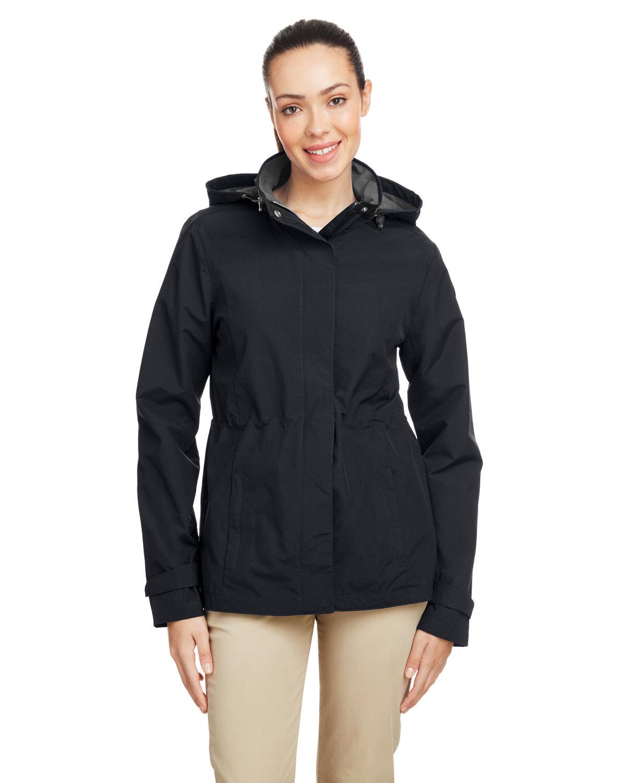 Nautica Ladies' Voyage Raincoat BLACK