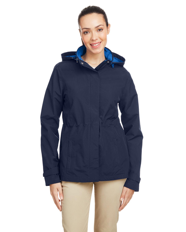 Nautica Ladies' Voyage Raincoat NAUTICA NAVY