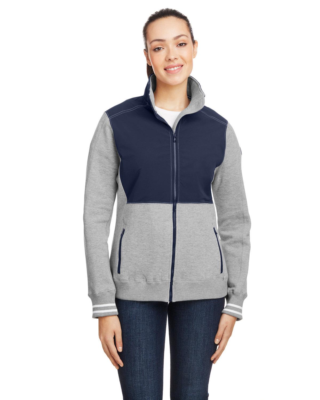 Nautica Ladies' Navigator Full-Zip Jacket OXFORD/ NAT NVY