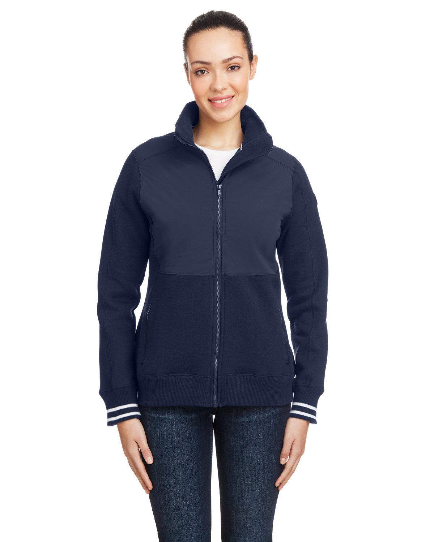 Nautica Ladies' Navigator Full-Zip Jacket NAUTICA NAVY