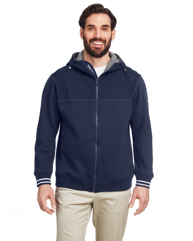 Nautica Men's Navigator Full-Zip Jacket NAUTICA NAVY