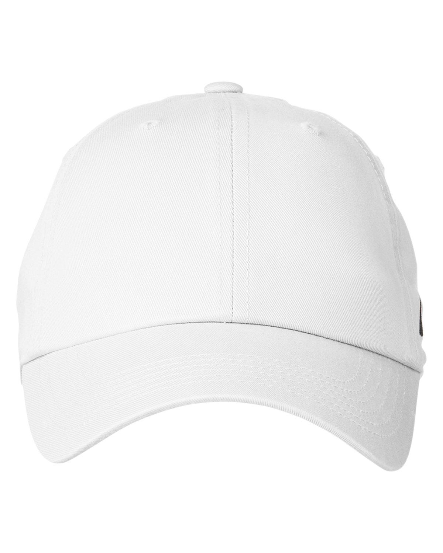 Nautica Adult J-Class Baseball Cap WHITE