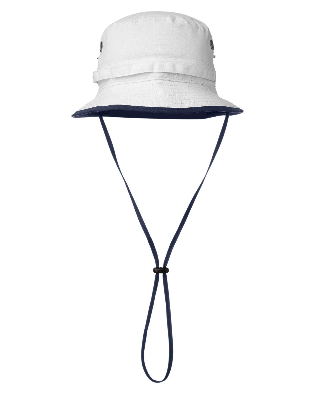 Nautica Bucket Cap WHITE
