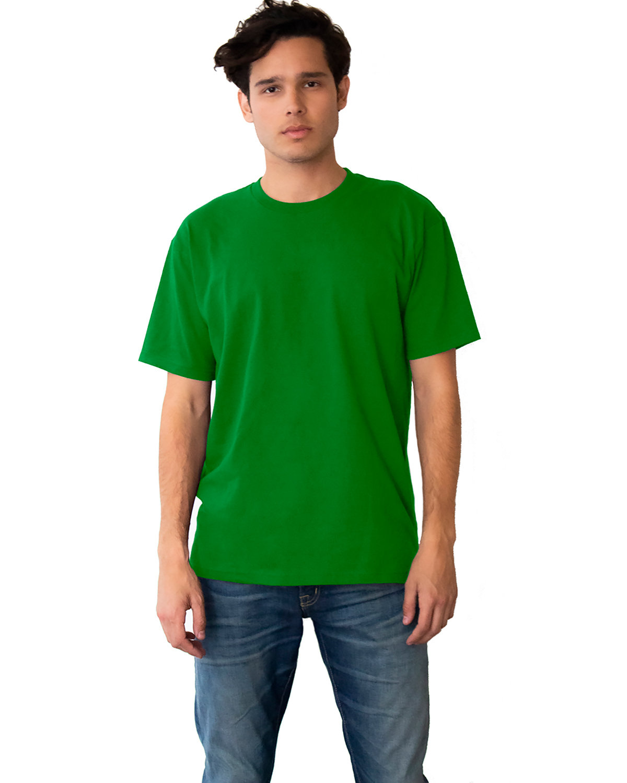Next Level Unisex Ideal Heavyweight Cotton Crewneck T-Shirt KELLY GREEN
