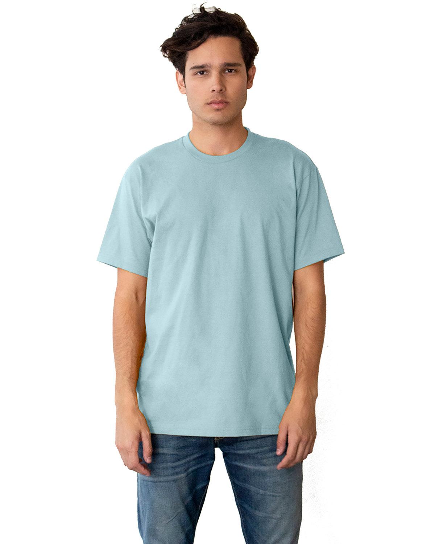 Next Level Unisex Ideal Heavyweight Cotton Crewneck T-Shirt LIGHT BLUE