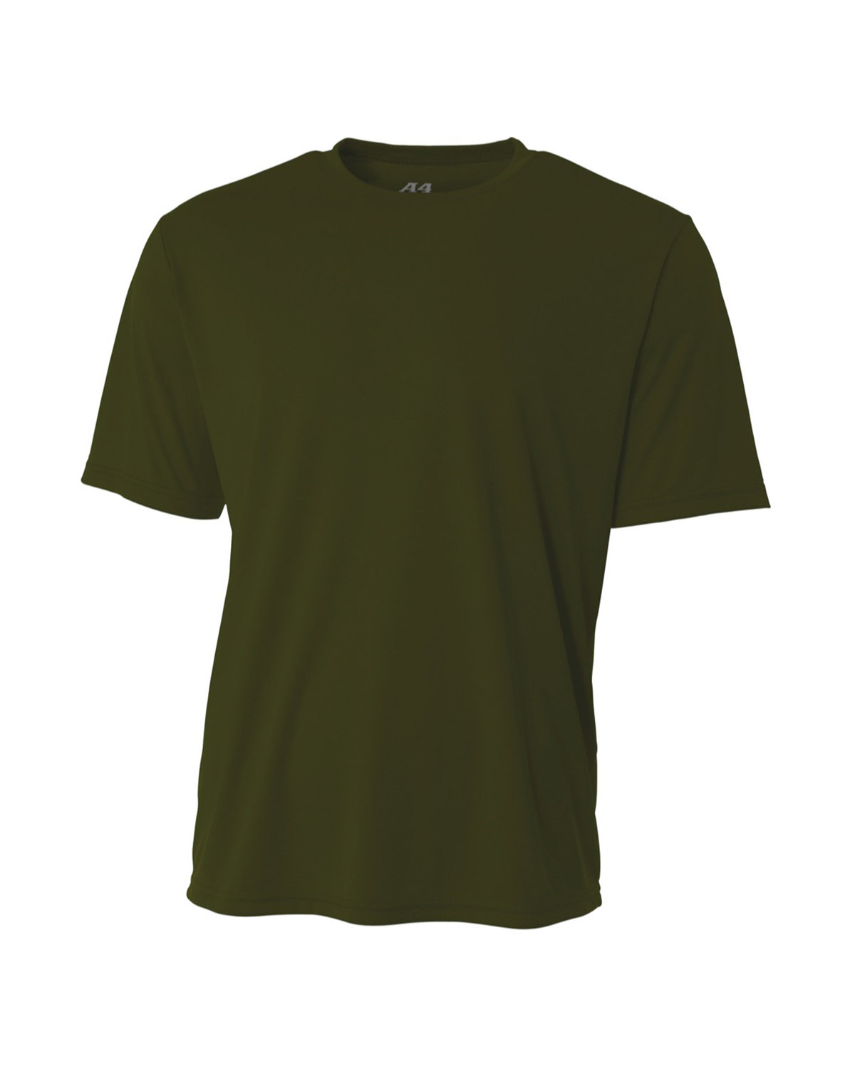 A4 Men's Cooling Performance T-Shirt MILITARY GREEN