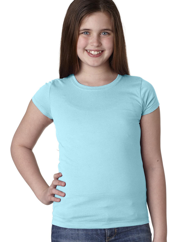 Next Level Youth Girls' Princess T-Shirt CANCUN