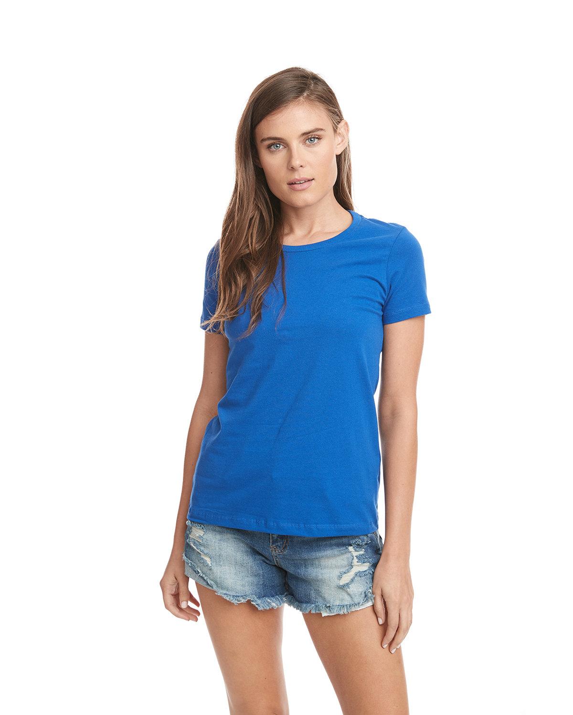 Next Level Ladies' Boyfriend T-Shirt ROYAL