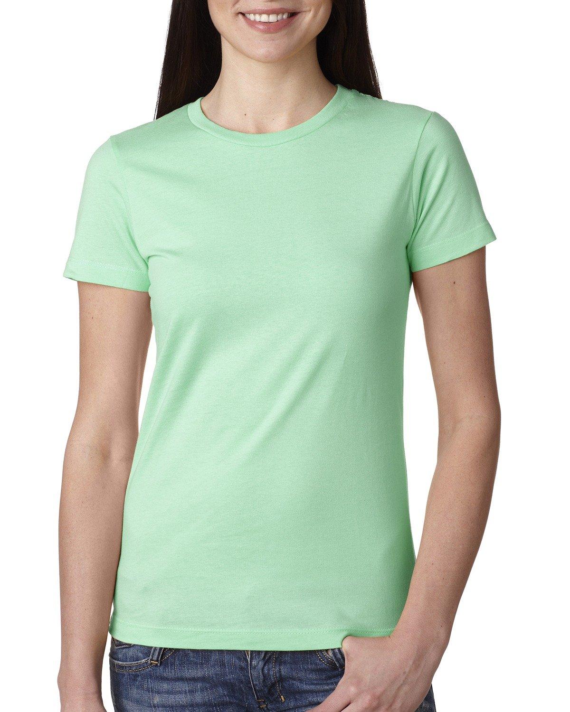 Next Level Ladies' Boyfriend T-Shirt MINT