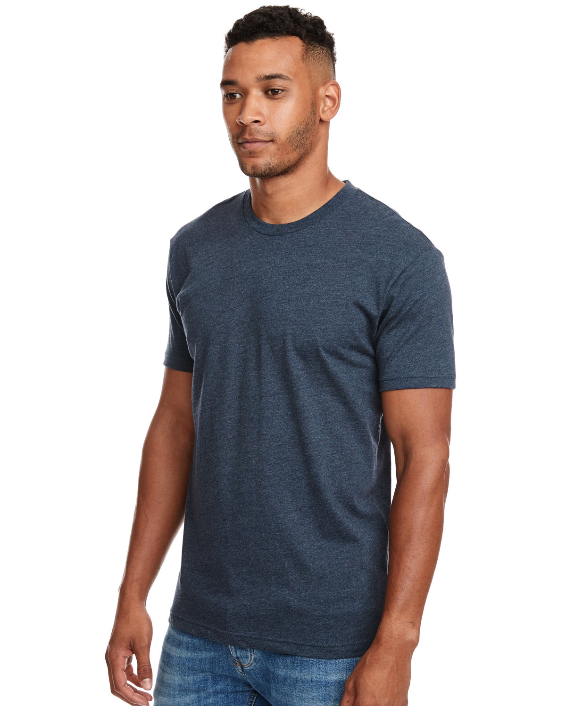Next Level Unisex CVC Crewneck T-Shirt INDIGO