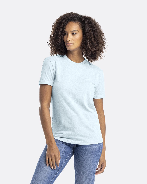 Next Level Unisex CVC Crewneck T-Shirt ICE BLUE