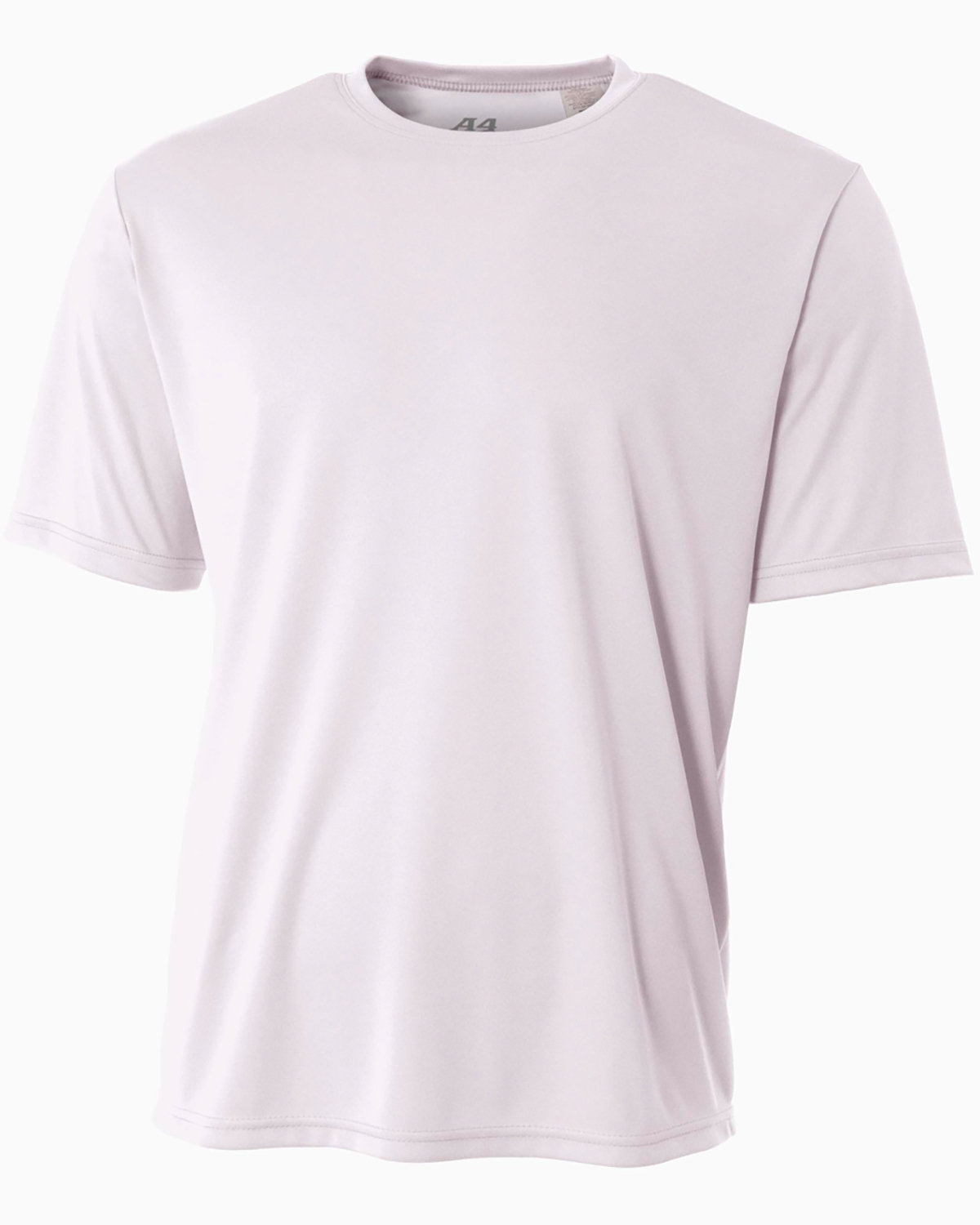 A4 Youth Cooling Performance T-Shirt WHITE