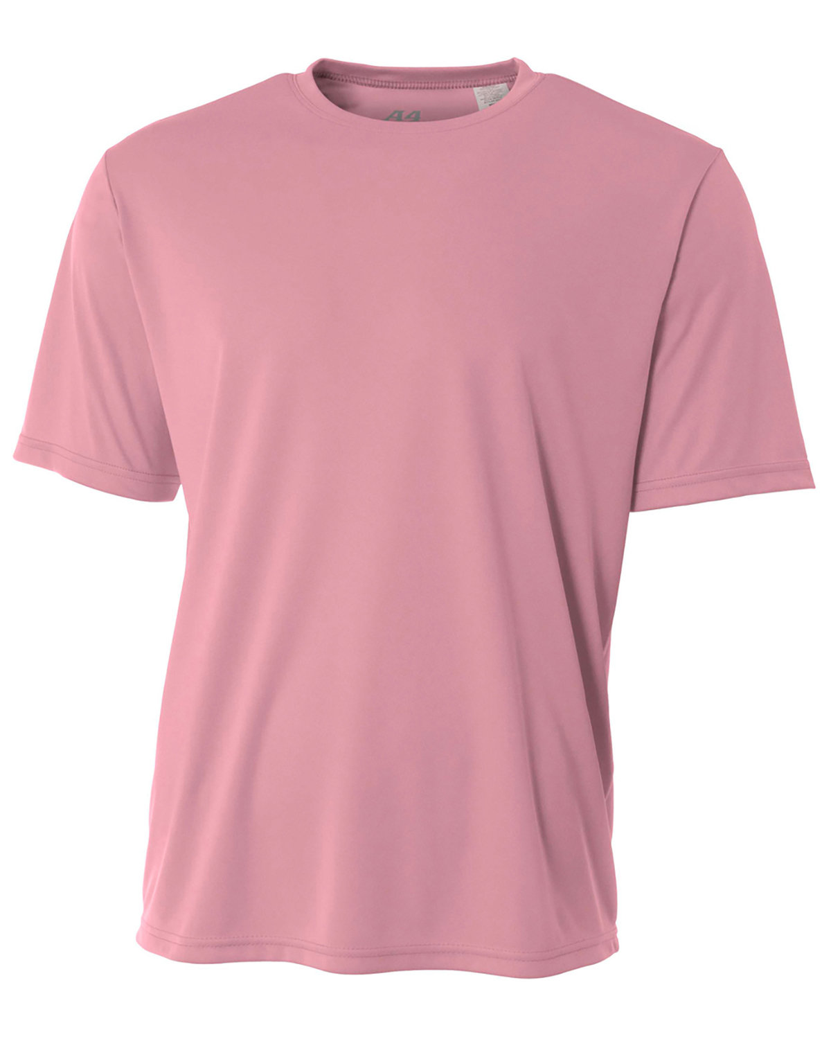 A4 Youth Cooling Performance T-Shirt PINK