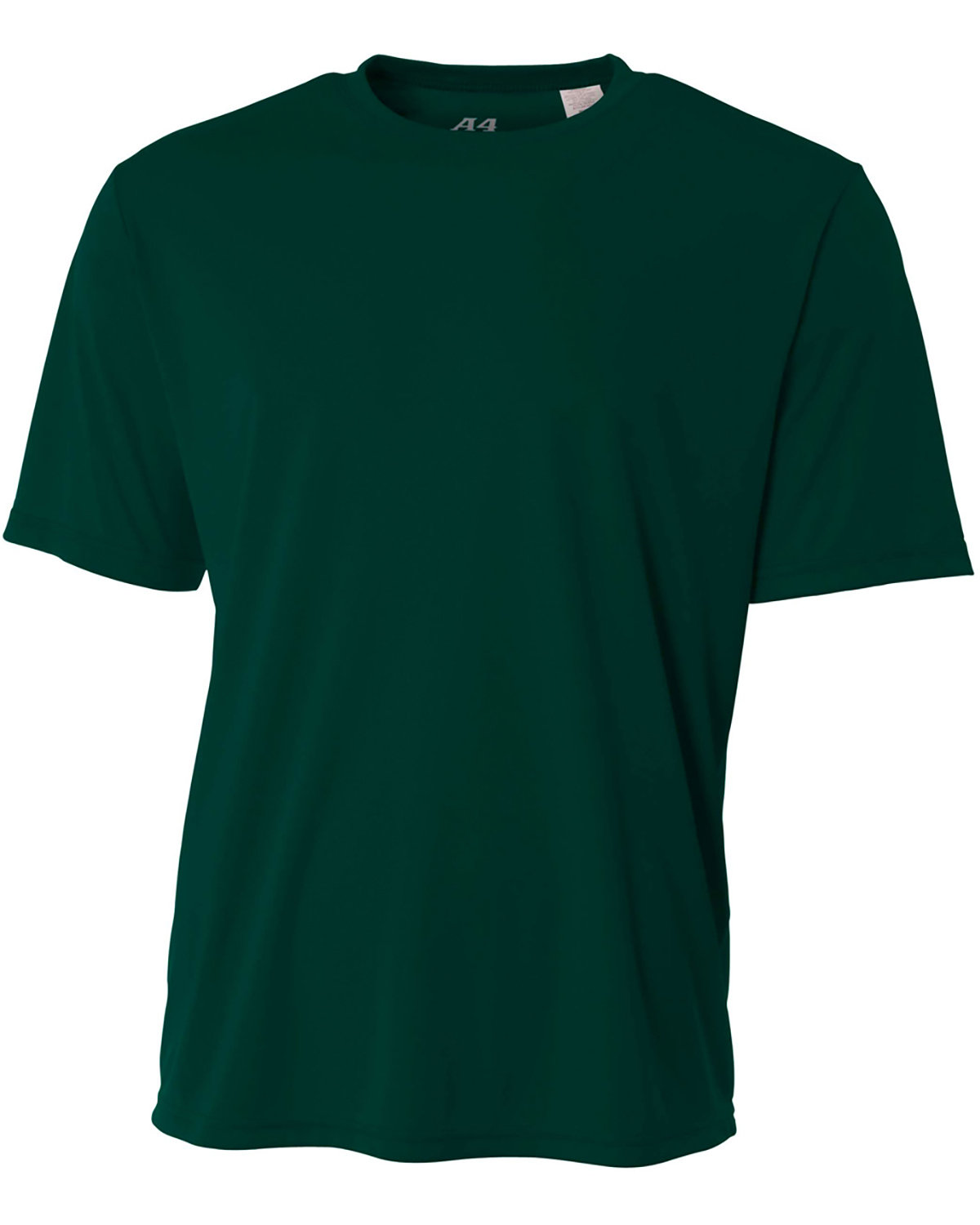 A4 Youth Cooling Performance T-Shirt FOREST