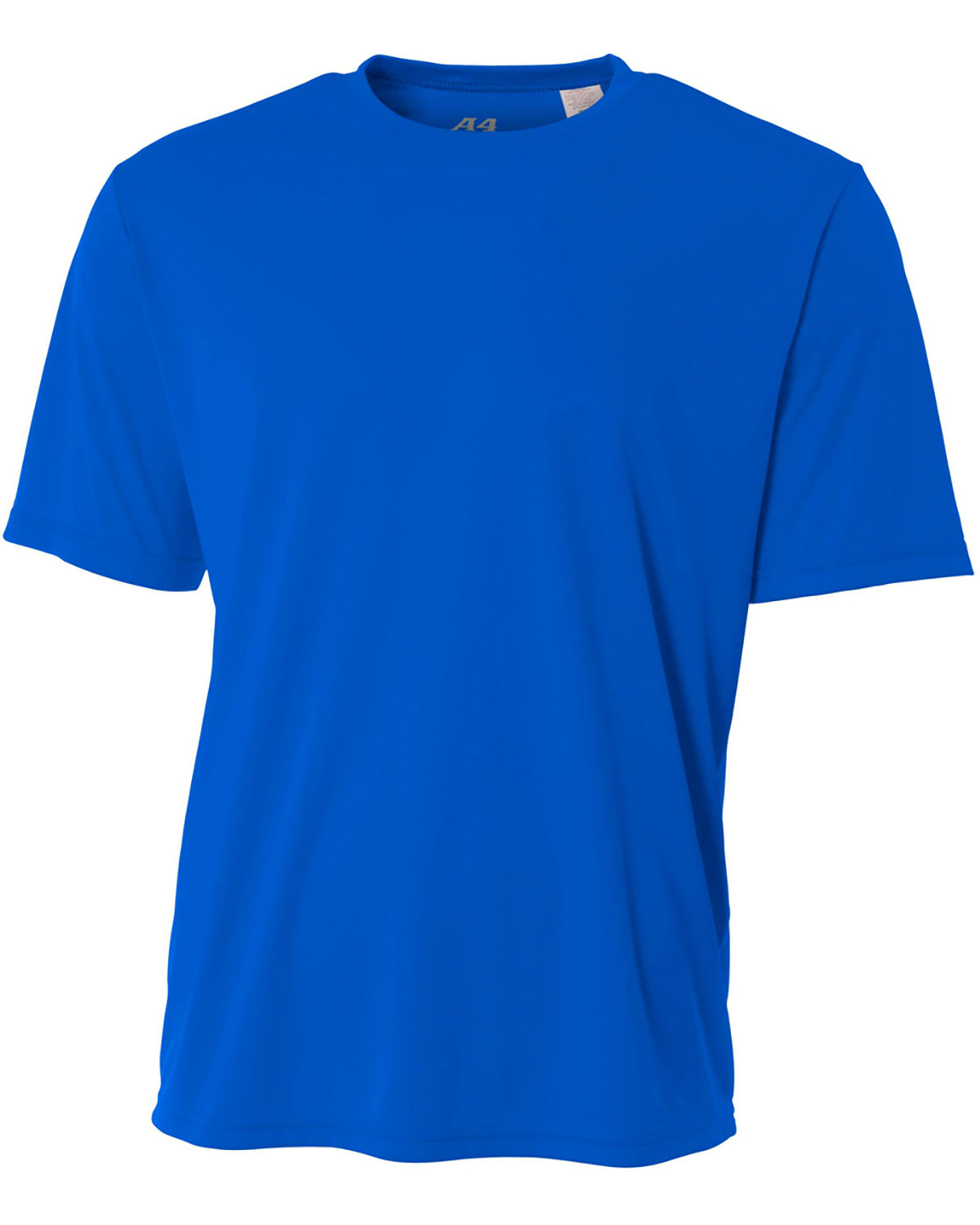 A4 Youth Cooling Performance T-Shirt ROYAL