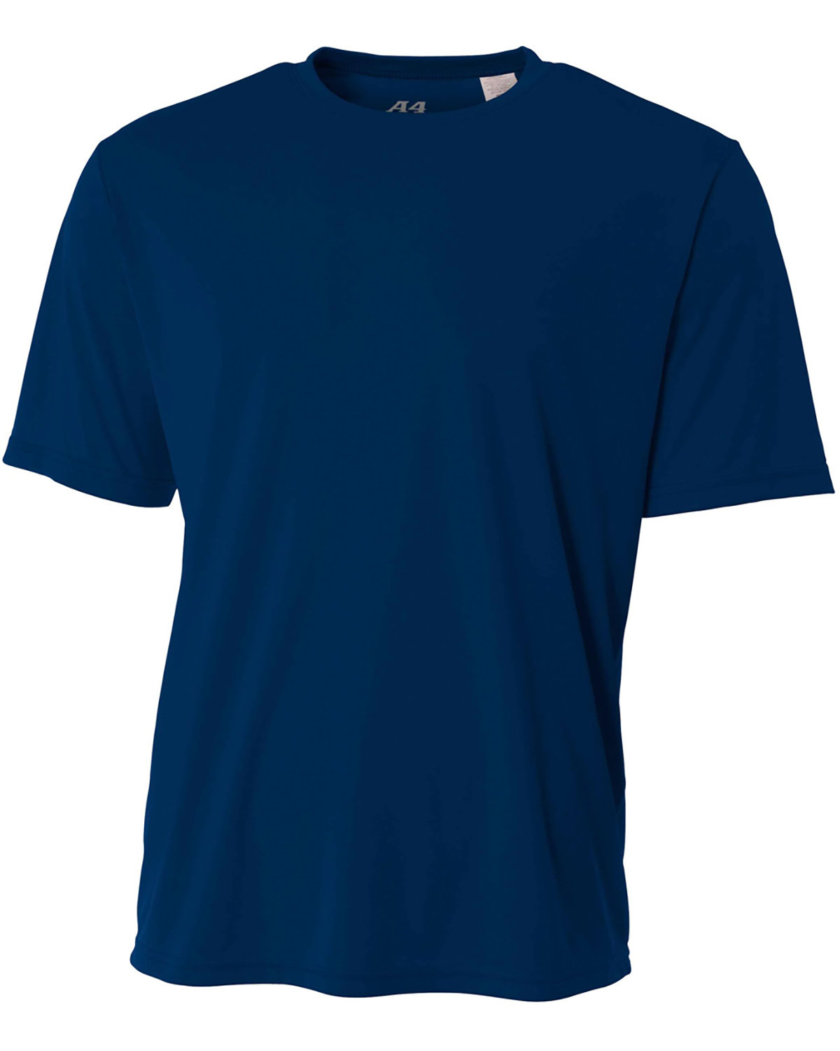 A4 Youth Cooling Performance T-Shirt NAVY