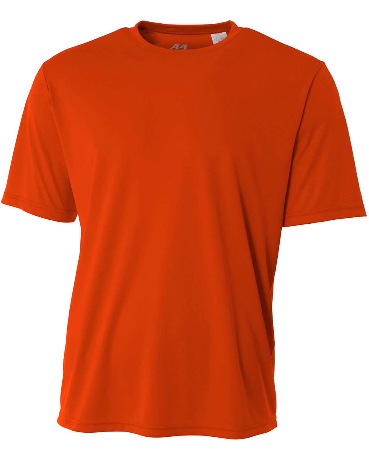 A4 Youth Cooling Performance T-Shirt ATHLETIC ORANGE