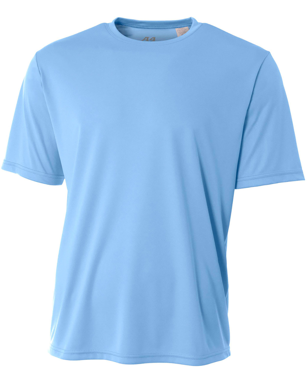 A4 Youth Cooling Performance T-Shirt LIGHT BLUE
