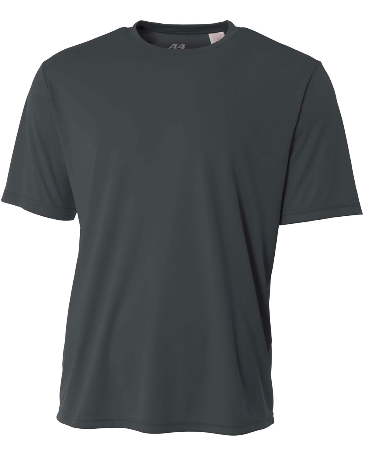 A4 Youth Cooling Performance T-Shirt GRAPHITE
