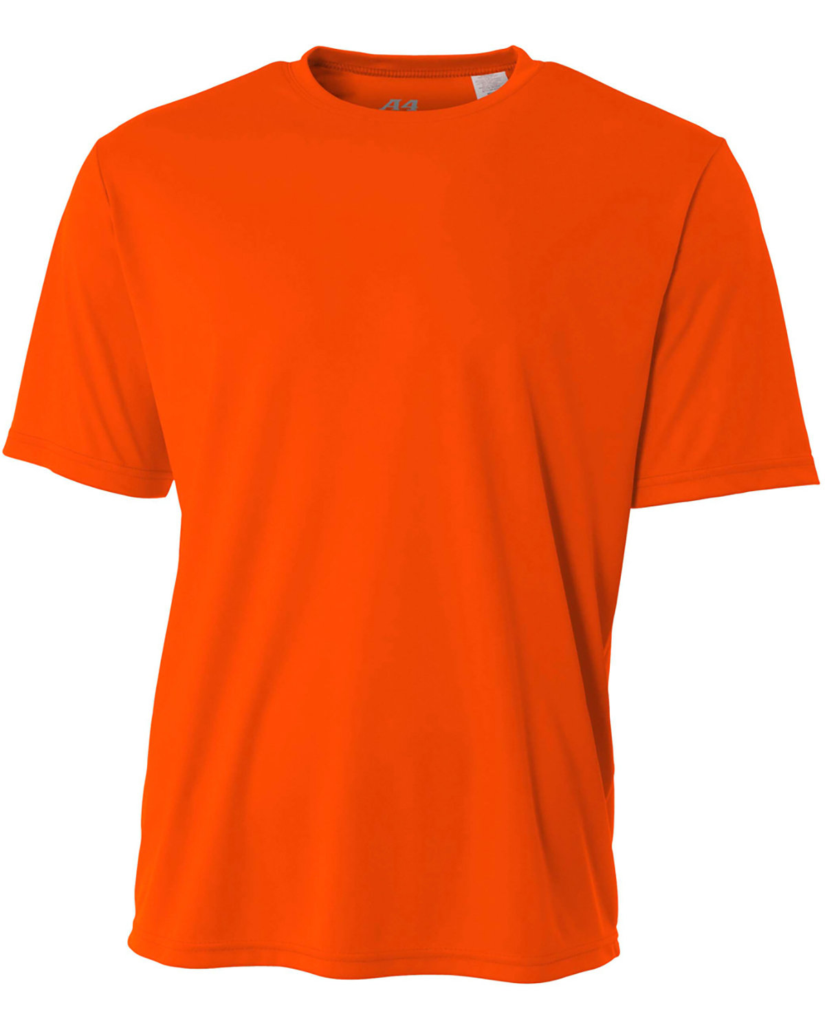 A4 Youth Cooling Performance T-Shirt SAFETY ORANGE