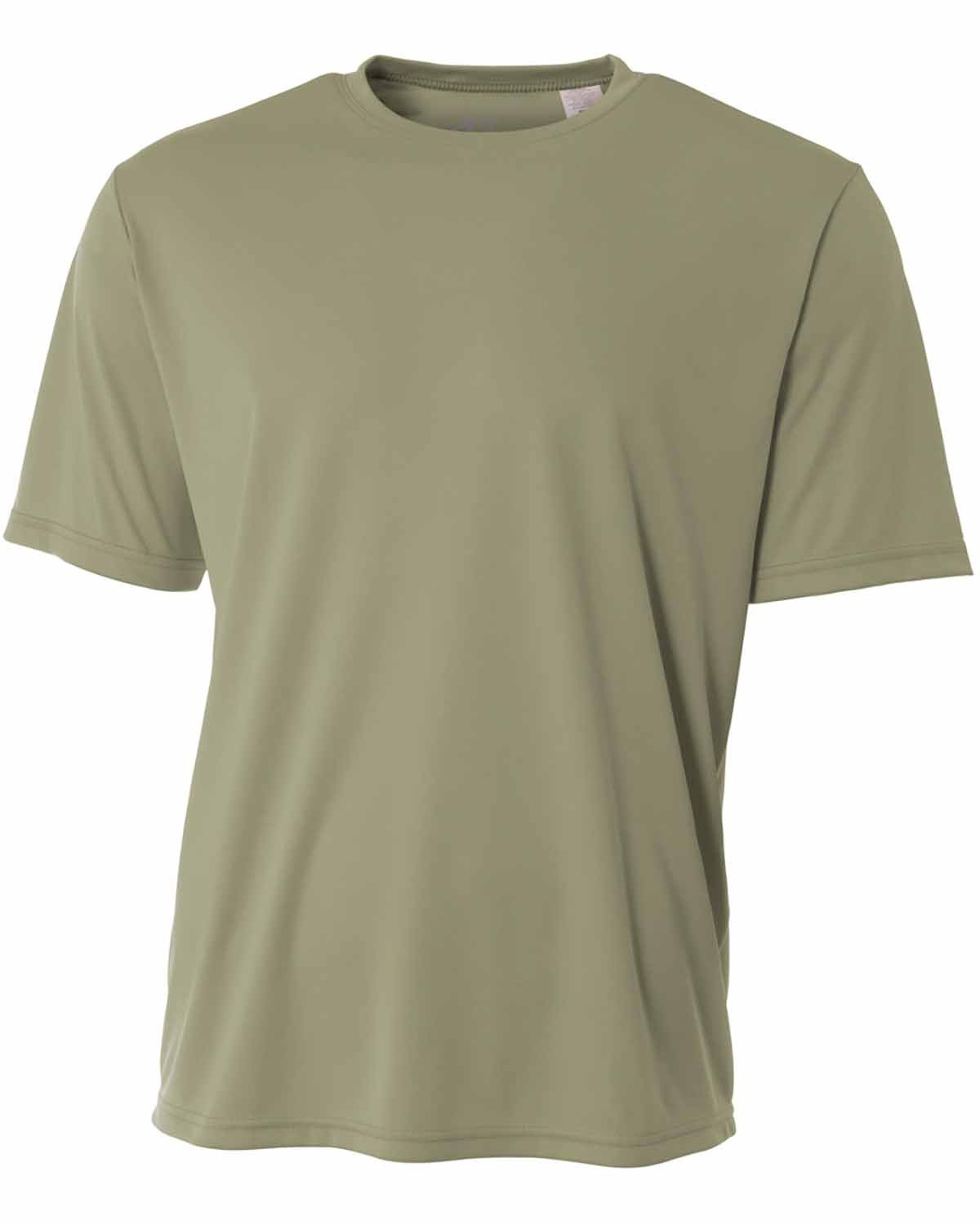 A4 Youth Cooling Performance T-Shirt OLIVE