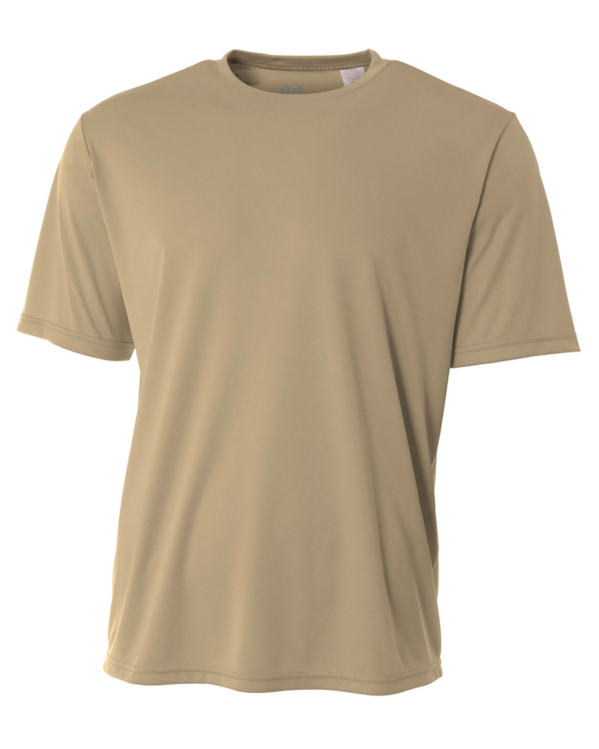 A4 Youth Cooling Performance T-Shirt SAND