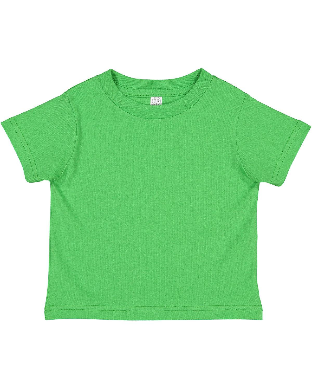 Rabbit Skins Toddler Cotton Jersey T-Shirt APPLE