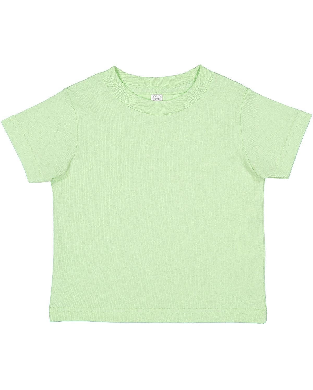Rabbit Skins Toddler Cotton Jersey T-Shirt MINT