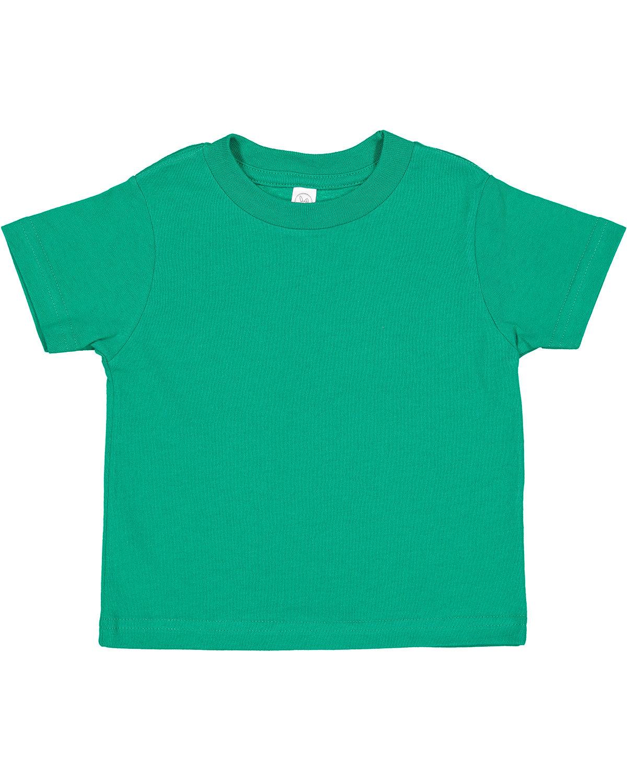 Rabbit Skins Toddler Cotton Jersey T-Shirt KELLY