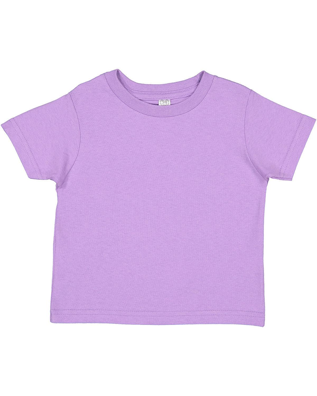 Rabbit Skins Toddler Cotton Jersey T-Shirt LAVENDER
