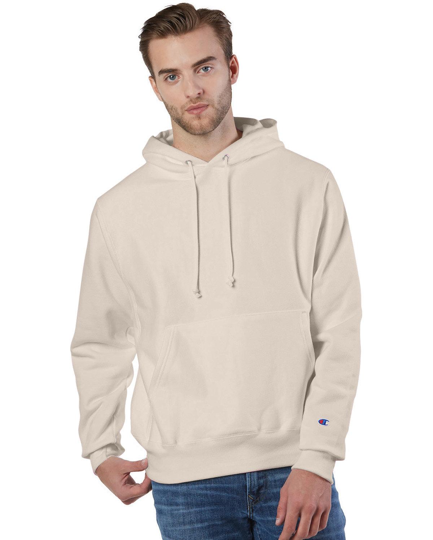 Champion Reverse Weave® Pullover Hooded Sweatshirt SAND