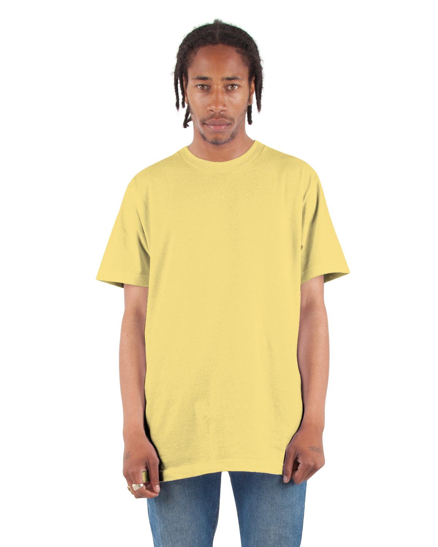 Shaka Wear Drop Ship Adult 6 oz., Active Short-Sleeve Crewneck T-Shirt BLONDE