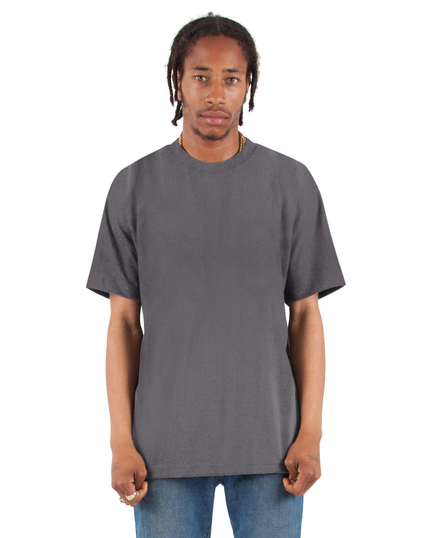 Shaka Wear Drop Ship Tall 7.5 oz., Max Heavyweight Short-Sleeve T-Shirt DARK GREY
