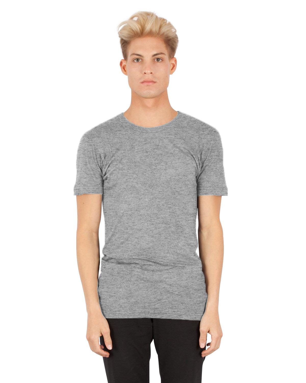 Simplex Apparel Drop Ship Men's 4.6 oz. Modal T-Shirt HEATHER GREY