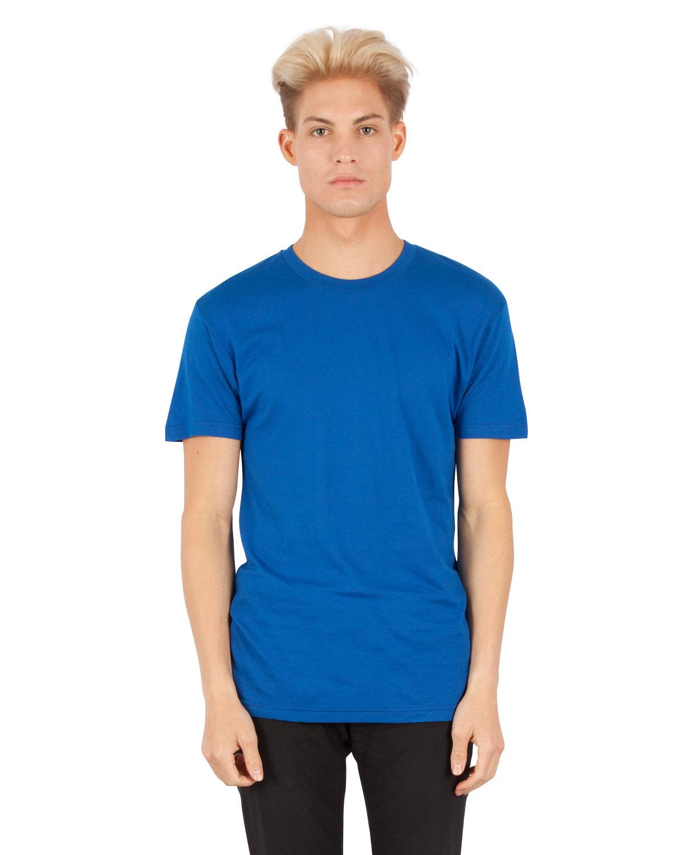 Simplex Apparel Drop Ship Men's 4.6 oz. Modal T-Shirt ROYAL