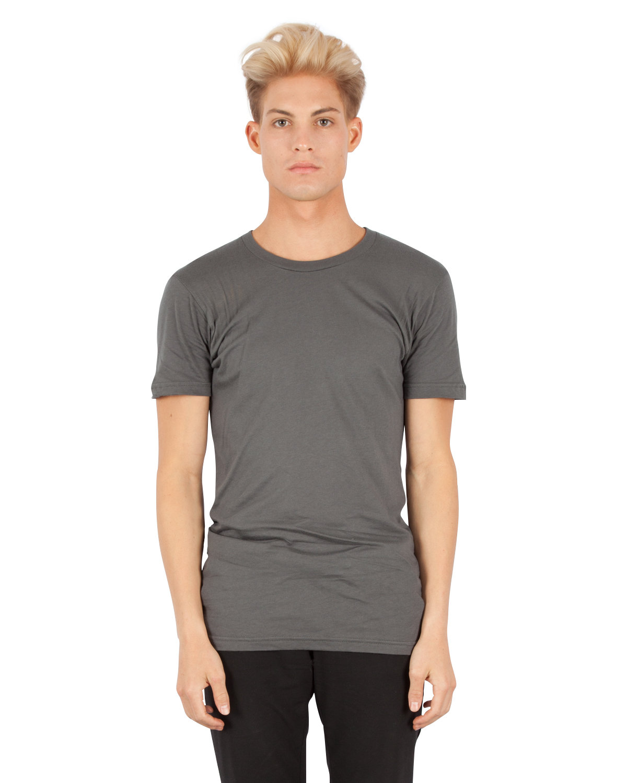 Simplex Apparel Drop Ship Unisex 4.6 oz. Tencel T-Shirt SPACE GREY