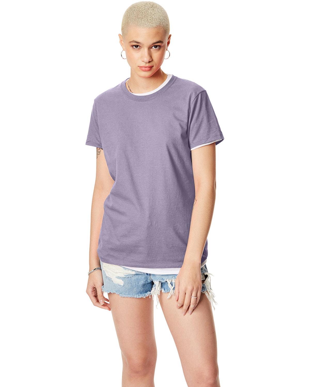 Hanes Ladies' Nano-T® T-Shirt LAVENDER