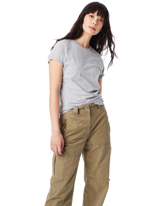 Hanes Ladies' Nano-T® T-Shirt LIGHT STEEL
