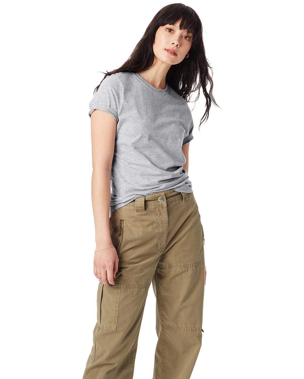 Hanes Ladies' Nano-T® T-Shirt ASH
