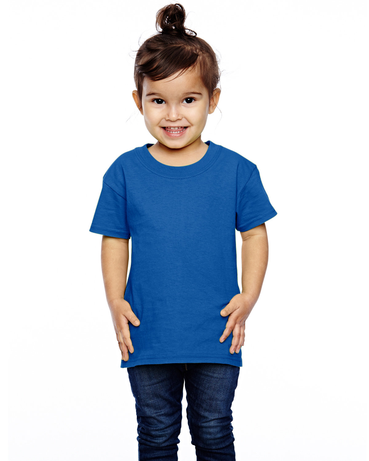 Fruit of the Loom Toddler HD Cotton™ T-Shirt ROYAL