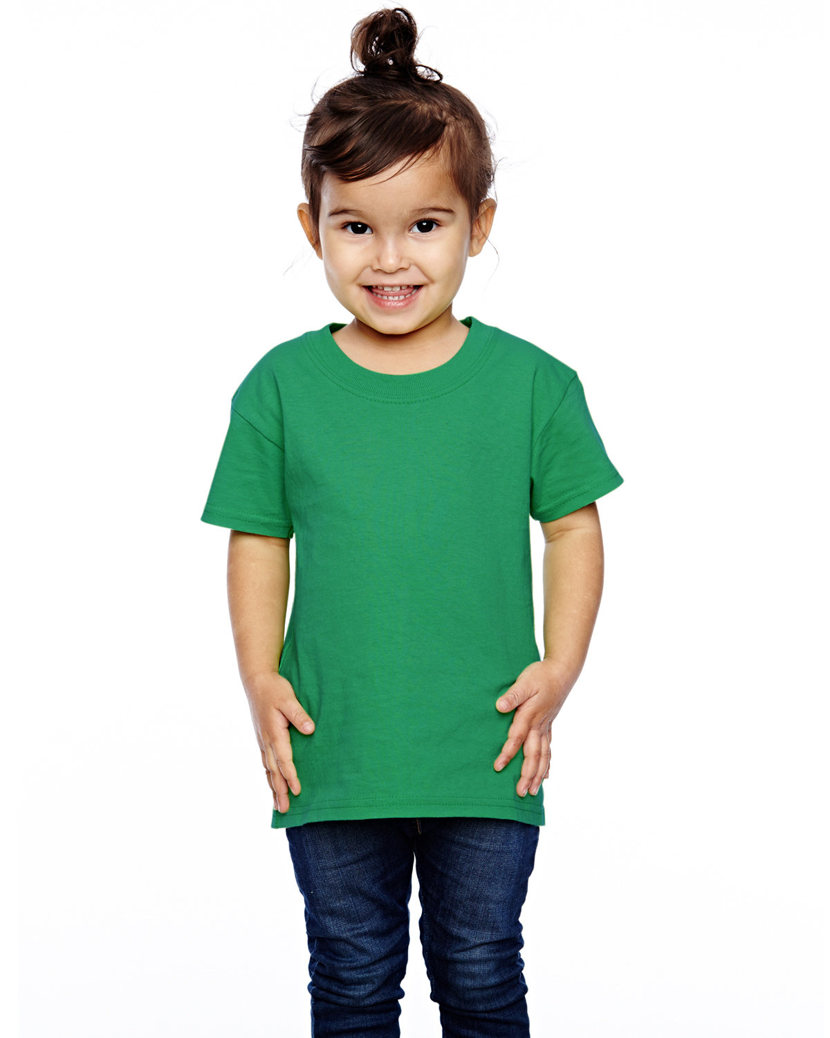 Fruit of the Loom Toddler HD Cotton™ T-Shirt KELLY