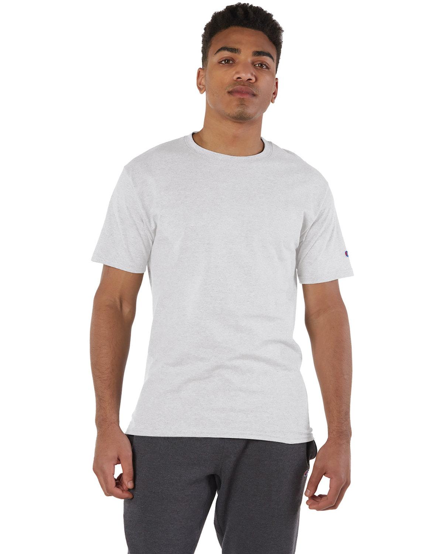 Champion Adult 6 oz. Short-Sleeve T-Shirt ASH