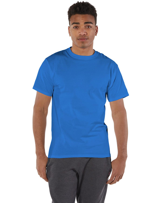 Champion Adult 6 oz. Short-Sleeve T-Shirt ROYAL BLUE