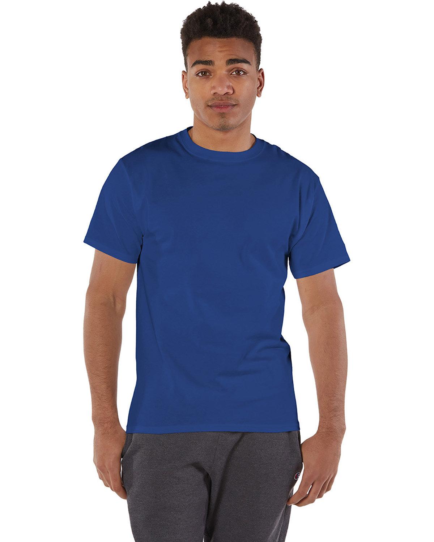 Champion Adult 6 oz. Short-Sleeve T-Shirt ATHLETIC ROYAL